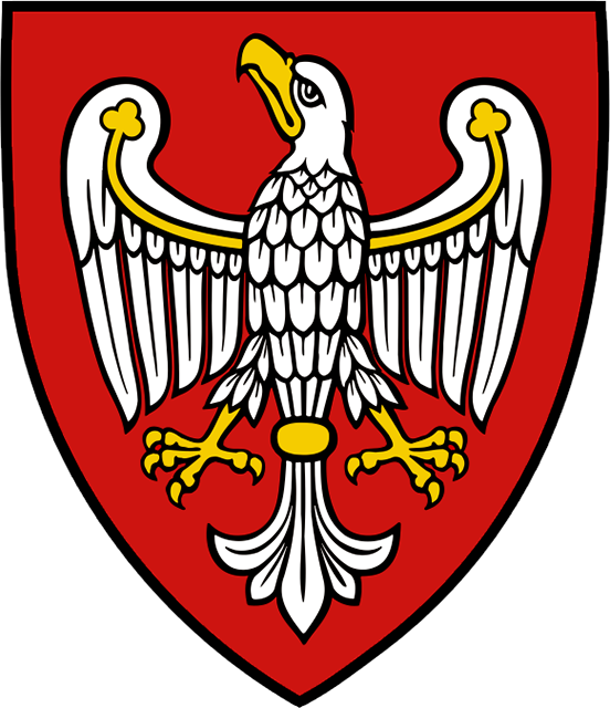 alt|Herb województwa wielkopolskiego